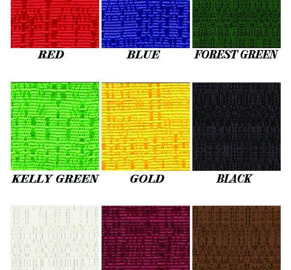 Drape colors