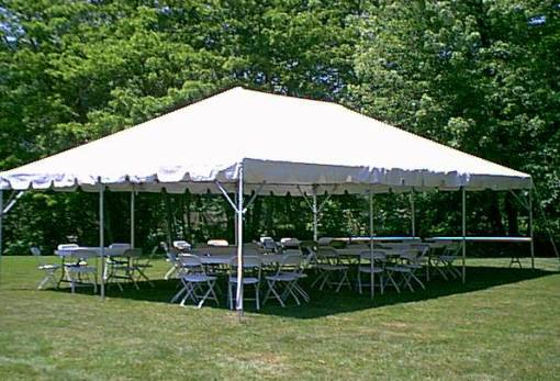 20×30 tent (canopy)
